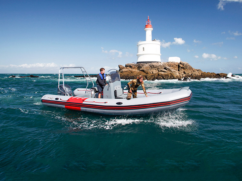 Zodiac Pro Series Inflatable Boat