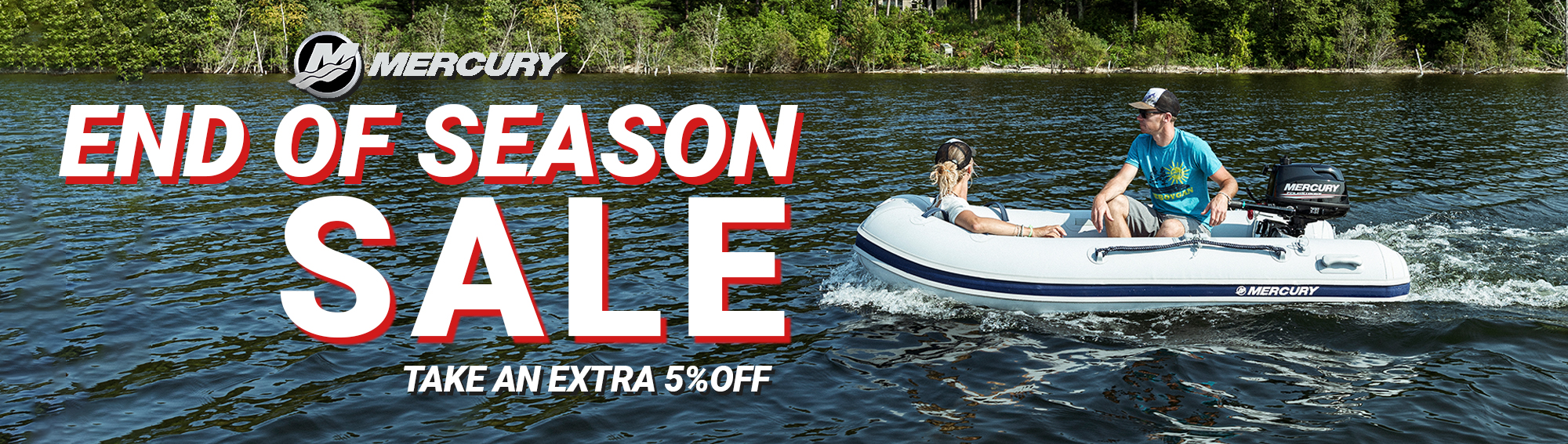 Mercury inflatable boats at deep discounts! You can expect the same quality and performance with Mercury inflatable boats that our customers have come to rely on with their exceptional line of outboards.