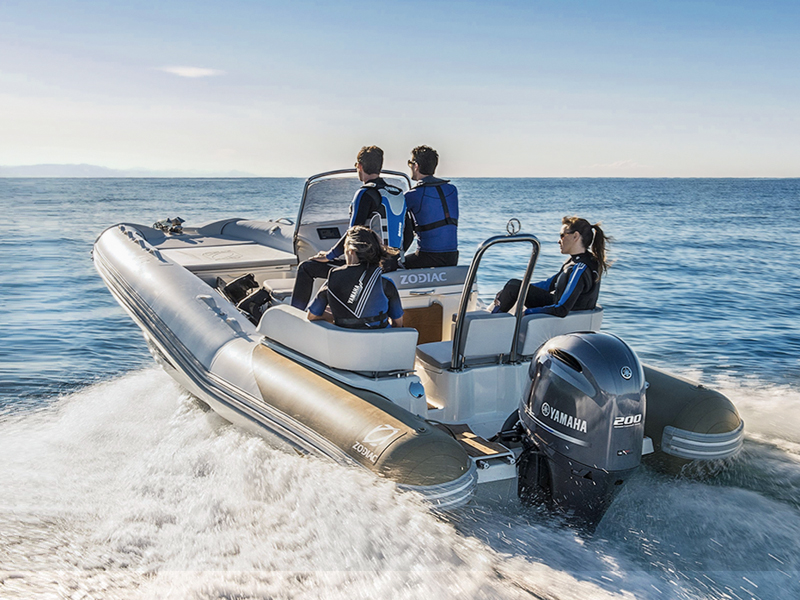 Pre-Owned Zodiac Inflatable Boat