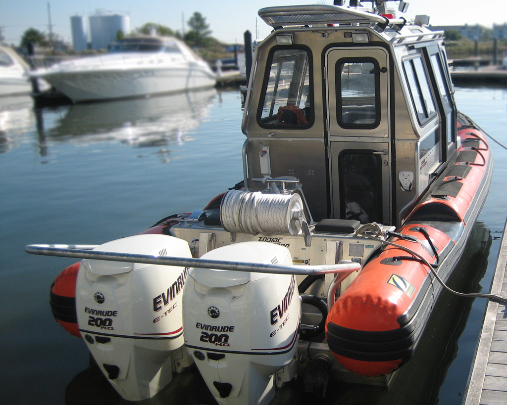 MilPro Fully Enclosed Pilothouse
