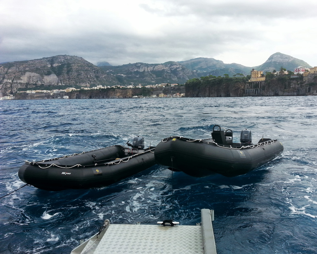 MilPro Inflatables in Italy