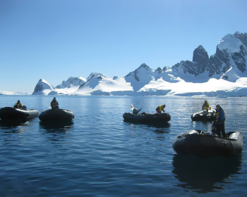 Seabourn Expedition to Antarctica