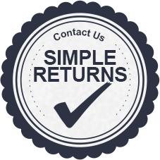 Contact US form easy returns