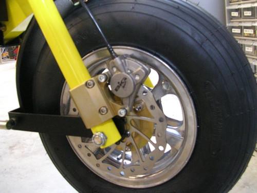 Hydraulic Front Brake Kit