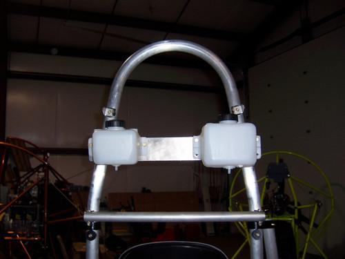 3-Oil and Coolant Reservoir Kit