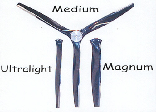 Ivoprop Single Blade