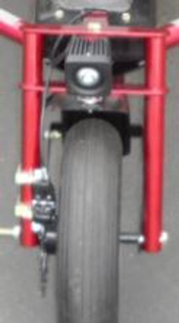 New Style Front Fork