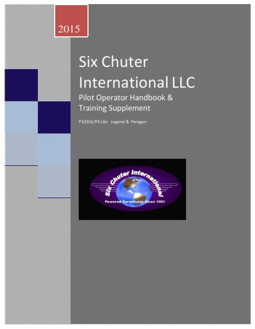 C-Six Chuter Pilot Operator Handbook 2015 Download
