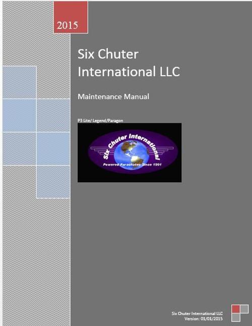 F-Six Chuter Maintenance Manual 2015 Printed