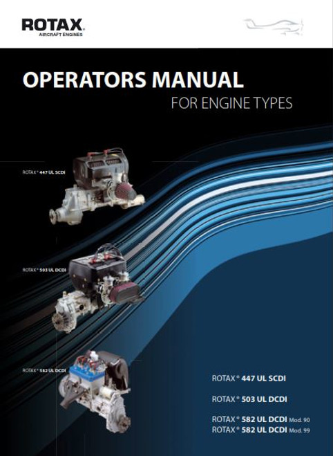 Rotax Two Stroke Engine Operator Manual