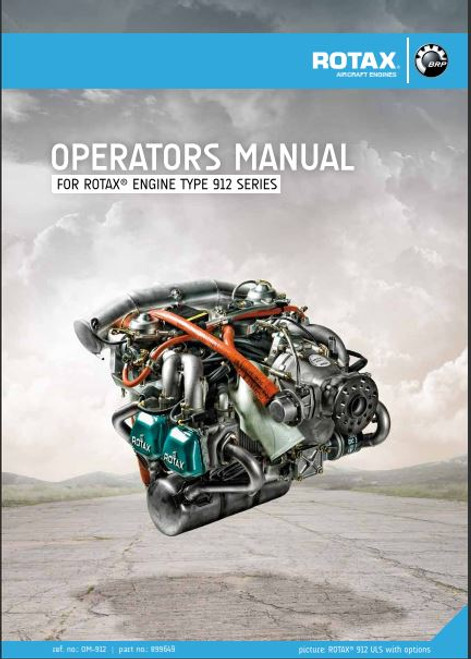 Rotax 912 Operator Manual Download