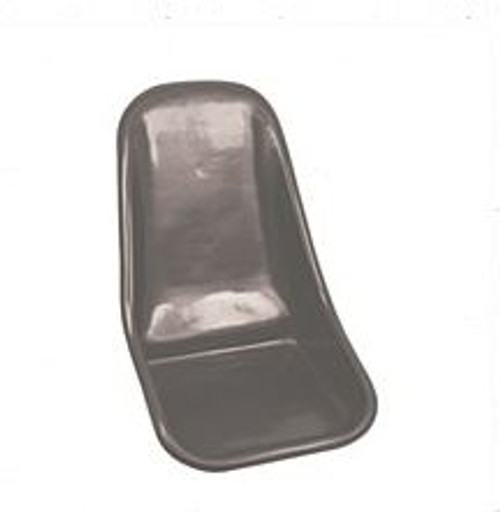 Bucket Seat Polished Plastic