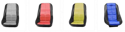 Plastic Bucket Seat Upholstery
