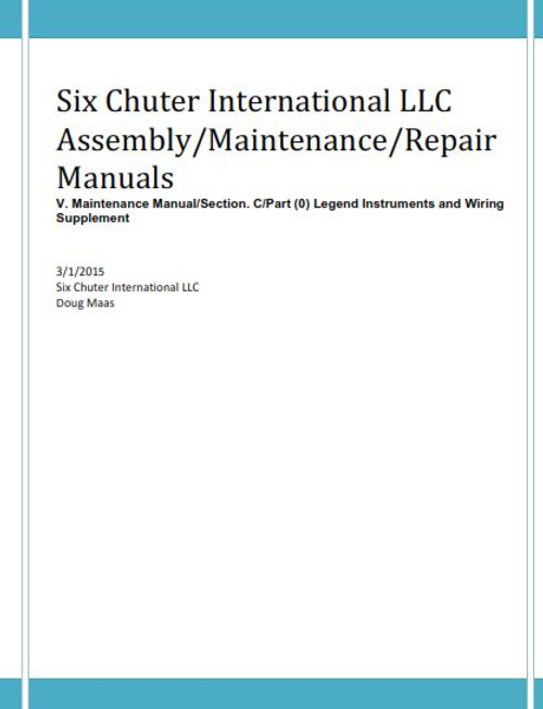H-Six Chuter Wiring Manual (Download)