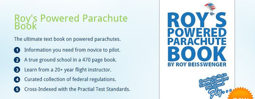 Roy's Powered Parachute Book