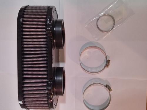 Dual Carb Filter