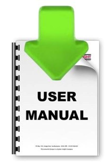 Ultraprop I Manual