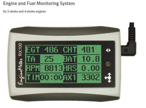 Engine Meter EIS