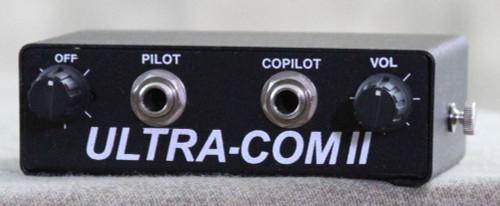 Comtronics ULTRA-COM II AIRCRAFT INTERCOM