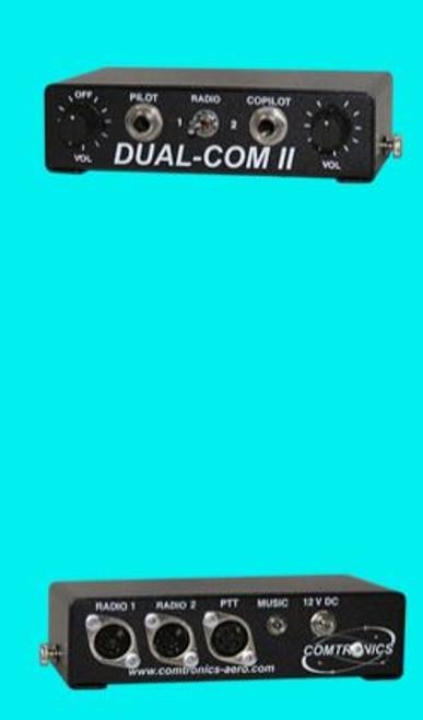 Comtronics DUAL-COM II AIRCRAFT INTERCOM