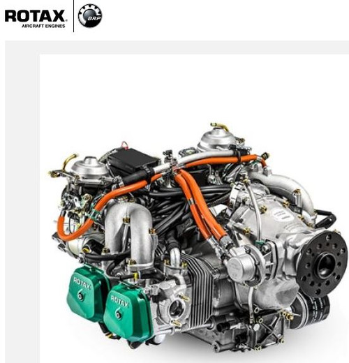 Rotax 912 ULS (100 H.P. Four Stroke)-DEPOSIT ONLY
