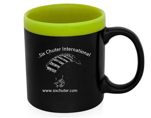 Six Chuter Coffee Mug
