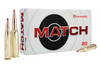 Hornady Match Ammunition - 6.5 Creedmoor - 140 Grain ELD Match - 100 Rounds W/ Free Ammo Can