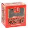 Hornady Handgun Hunter Ammunition - 357 Magnum - 130 Grain MonoFlex - 25 Rounds W/ Free Ammo Can