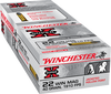 Winchester Super-X Ammunition - 22 Winchester Magnum Rimfire - 40 Grain Jacketed Hollow Point - 500 Rounds W/ Free Ammo Can
