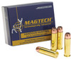 MagTech Ammunition - 454 Casull - 225 Grain Solid Copper Hollow Point - 40 Rounds