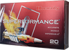Hornady Superformance Ammunition - 25-06 Remington- 117 Grain Boat Tail Soft Point - 100 Rounds W/ Free Ammo Can