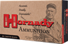 Hornady Custom Ammunition - 300 Weatherby Magnum - 180 Grain InterLock - 40 Rounds W/ Free Ammo Can