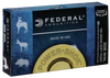 Federal Power-Shok Ammunition - 308 Winchester - 150 Grain Soft Point - 20 Rounds - Brass Case
