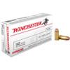Winchester Ammunition - 32 Auto - 71 Grain Full Metal Jacket - 50 Rounds - Brass Case