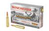 Winchester Copper Deer Season Ammunition - 243 Winchester - 85 Grain Copper Extreme Point - 20 Rounds - Brass Case