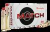 Hornady Match - 338 Lapua Magnum 285 Grain ELD Match - 120 Rounds - CASE
