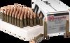 Hornady Training Ammunition - 223 Remington - 55 Grain Full Metal Jacket Boat Tail - 50 Rounds - Steel Case