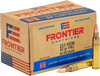 Frontier - 223 Remington 55 Grain Full Metal Jacket - 500 Rounds - Brass Case***LIMIT 3 PER ORDER***