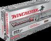 Winchester Varmint X - 223 Remington 55 Grain Polymer Tip - 200 Rounds - Brass Case