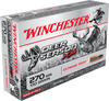 Winchester Deer Season  Ammunition - 270 Winchester - 130 Grain Extreme Point Polymer Tip - 200 Rounds - Case