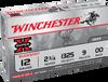 "Winchester Super-X  12 Ga  -  2 3/4"" - 00 Buckshot - 9 Pellets - 150 Rounds - CASE"