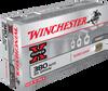 Winchester Super-X Ammunition 380 Auto - 95 Grain Brass Enclosed - 500 Rounds - CASE***LIMIT 5 PER ORDER***