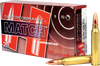 Hornady Ammunition 5.56x45 NATO 75 Grain Boat Tail Hollow Point Match - 200 Rounds - CASE