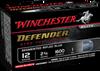 """Winchester PDX1 Defender 12 Gauge - 2-3/4"""" -  1 oz  Segmented Slug  - 100 Rounds - CASE"""