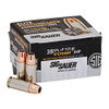 Sig Sauer Elite Performance 38 Special +P 125 Grain V-Crown Jacketed Hollow Point  - 200 Rounds - Brass Case