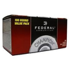 Federal 9 mm - 115 Grain Full Metal Jacket - 500 Rounds - Brass Case