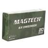 Magtech 6.5 Creedmoor - 140 Grain - Full Metal Jacket - 500 Rounds - Brass Case