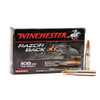 Winchester Razorback Ammunition - 308 Winchester - 150 Grain Hollow Point Lead Free - 200 Rounds