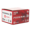 Federal Ammunition - 223 Remington - 55 Grain Full Metal Jacket - 400 Rounds - Case
