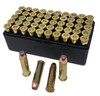 Miwall New Ammunition - 357 Mag - 125 Grain Jacketed Hollow Point - 100 Rounds W/ Free Ammo Can